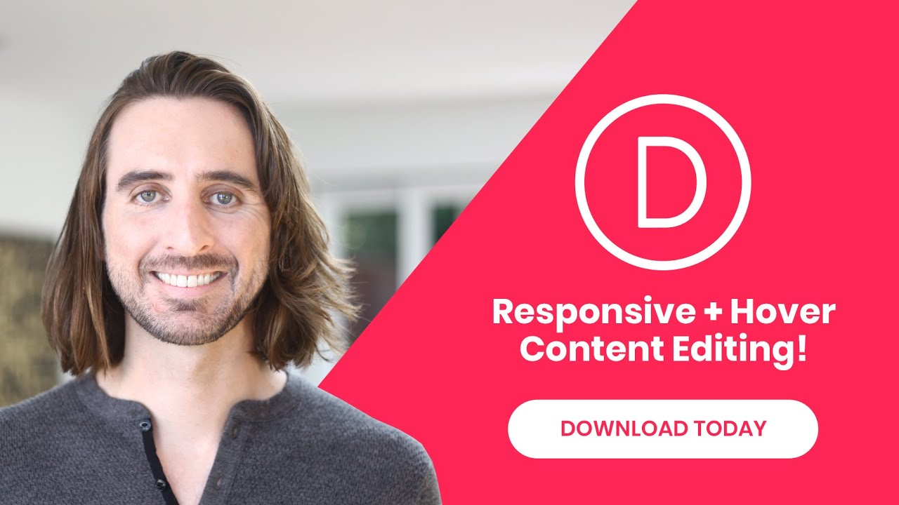 Responsive Editing & Hover Editing For Divi, Plus Native Srcset Support For Responsive Images