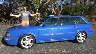 I Bought an Audi RS2 Avant - The Coolest Fast Wagon Ever!