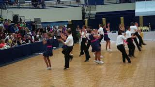Cousin's Ballroom Dance Competition!! Part 1