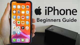 iPhone - The Complete Beginners Guide
