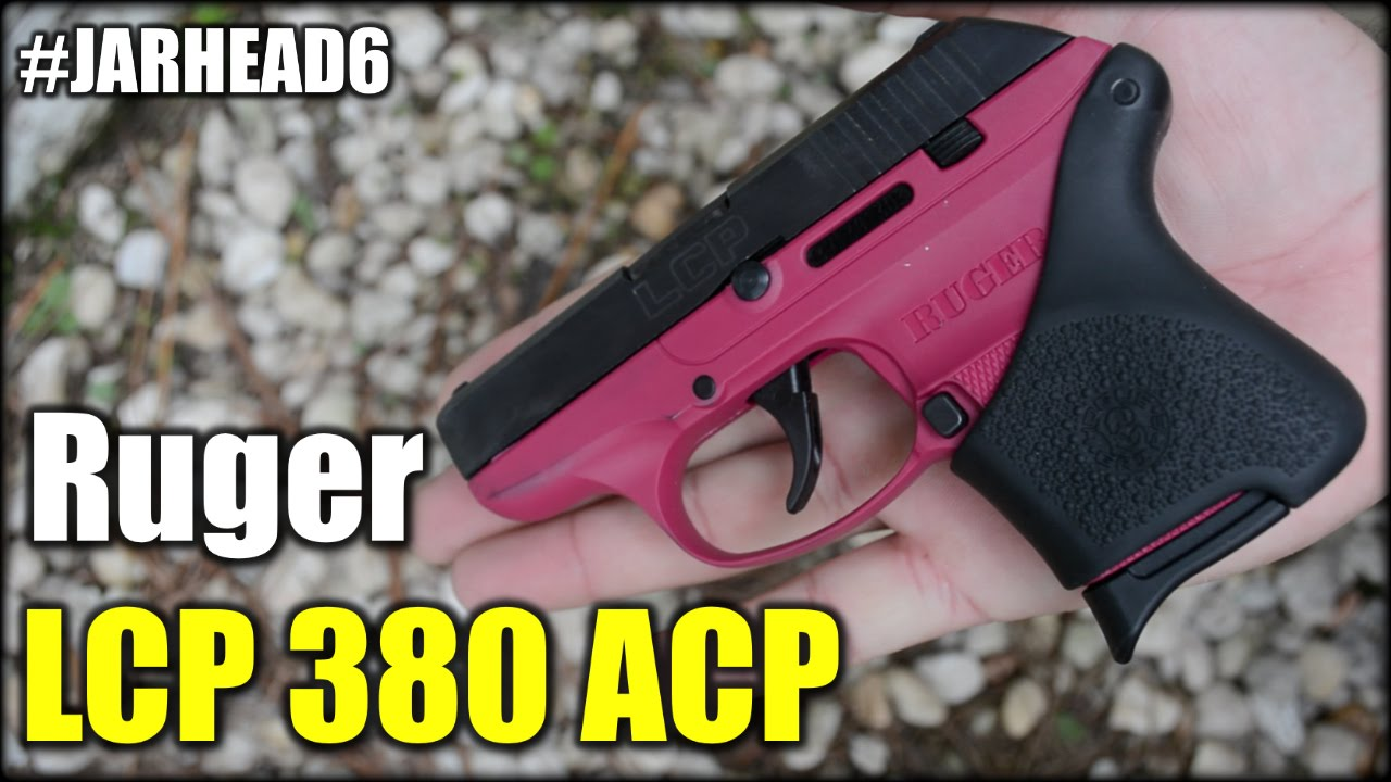Ruger LCP 380 ACP: Compact Concealed Carry Pistol
