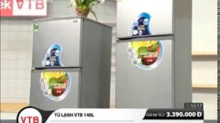 Tủ Lạnh VTB 140L CE-148NS