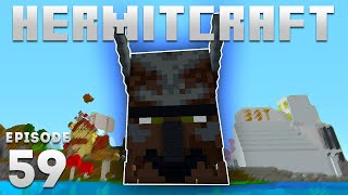 Hermitcraft 7 - Ep. 59: DECKED OUT SUCCESS! (Minecraft 1.16) | iJevin