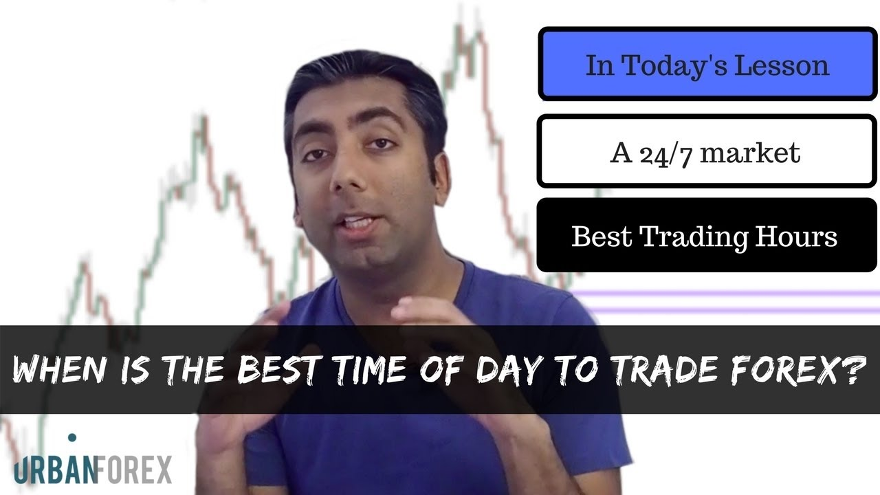 Best day of the week to trade forex