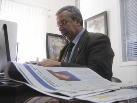 Interview Belkacem BOUTAYEB , on Tunisian Radio, The english hour : Islamic Banking Part 1