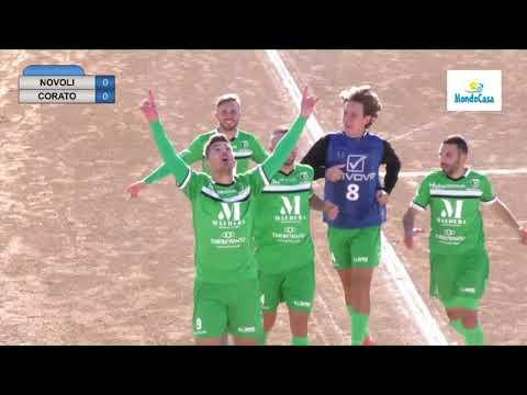 Novoli calcio - USD Corato 1-3