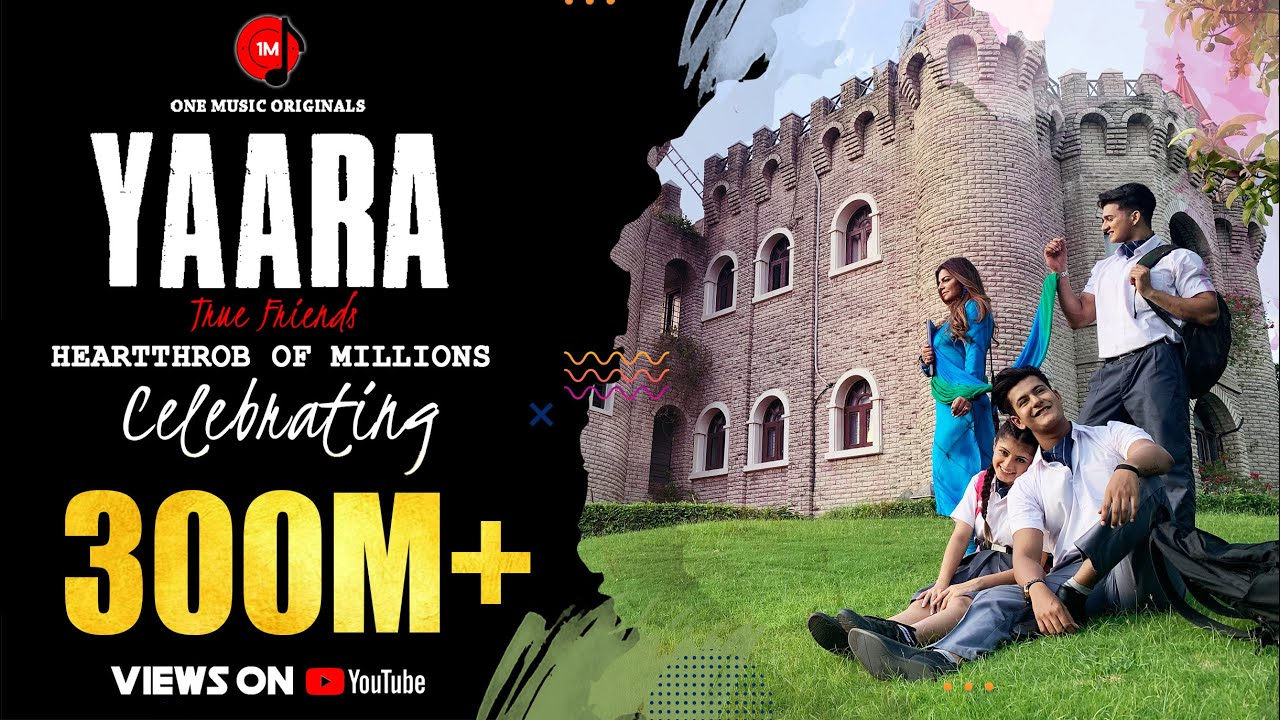 Yaara | Mamta Sharma | Manjul Khattar | Arishfa Khan | Ajaz Ahmed | Bad-Ash | New Hindi Song 2019