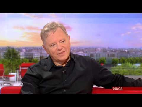 Bernard Sumner New Order Interview BBC Breakfast 2014