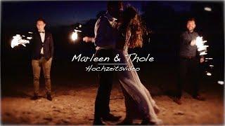 Hochzeitsvideo / Meine Traumhochzeit // Marleen & Thole