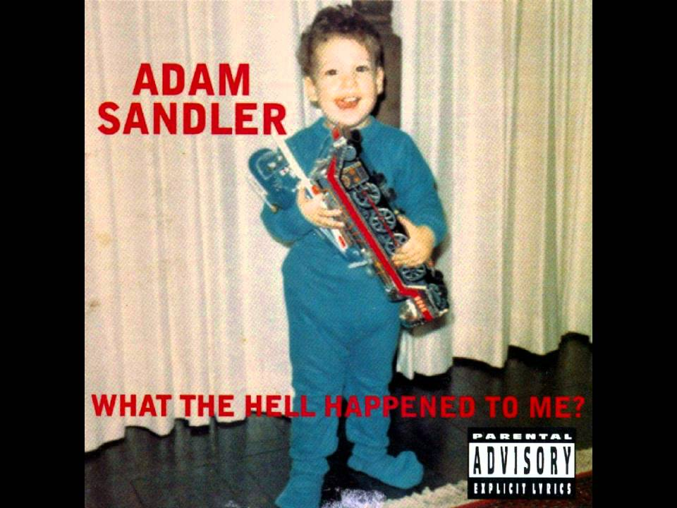 """Adam Sandler: """"Me... Adam Sandler Youtube"""