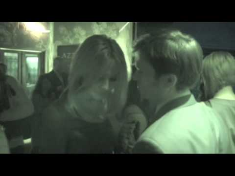 Małgosia Socha popija z mężem