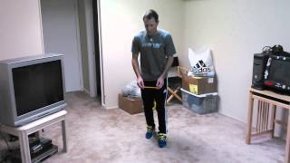 Juggle 5x Challenge: No.2 pencil (Joe Talley)