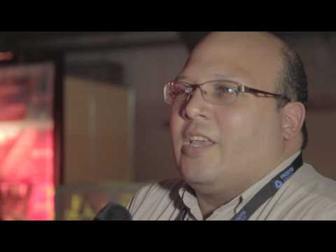 Entrevista Victor X / Planeta Café al Stand de Audio Concept