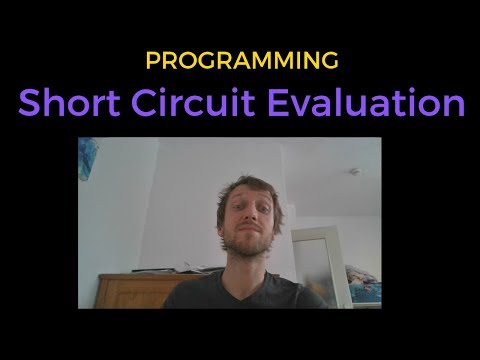 What Is Short Circuit Evaluation In Coding (Python)?