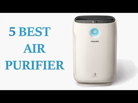 Top 5 Best Air Purifiers You Can Buy On Amazon 2018
