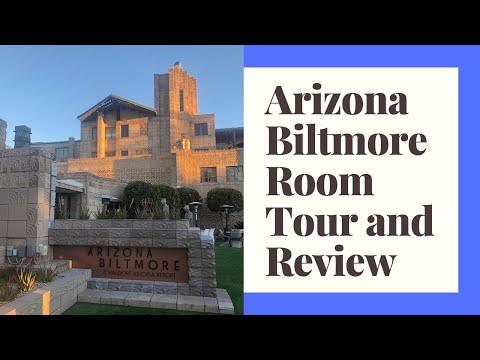 AZ Biltmore Room Tour and Review