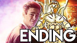 Speed Force Storm & Godspeed - The Flash Season 3 Ending & Speed Force Explained