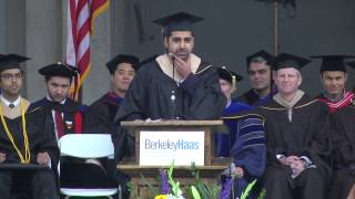 MBA Commencement 2015 Full-Time Class Speaker