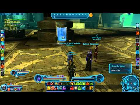 SWTOR: Overview and Run-through of Section X