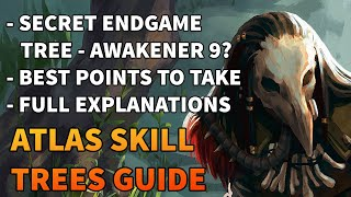 Atlas Skill Trees Guİde - Secret Endgame Tree!? - Path of Exile 3.13 Ritual