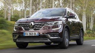 Renault Koleos 2020 - премиальный полноприводный кроссовер