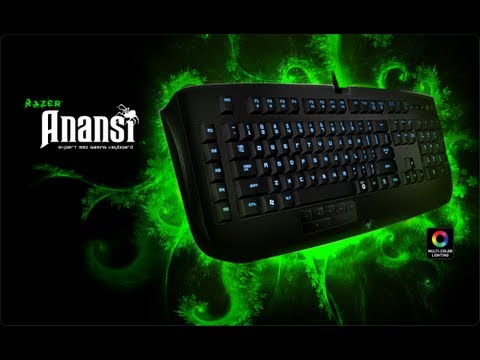 Buy refurbished: razer anansi rz03-00550100 black usb wired gaming keyboard with fast shipping and top-rated customer service. Once you know, you newegg!