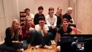 Coffee dance: BTS - 피 땀 눈물 (Blood Sweat & Tears) (MV Reaction) [Eng subs]
