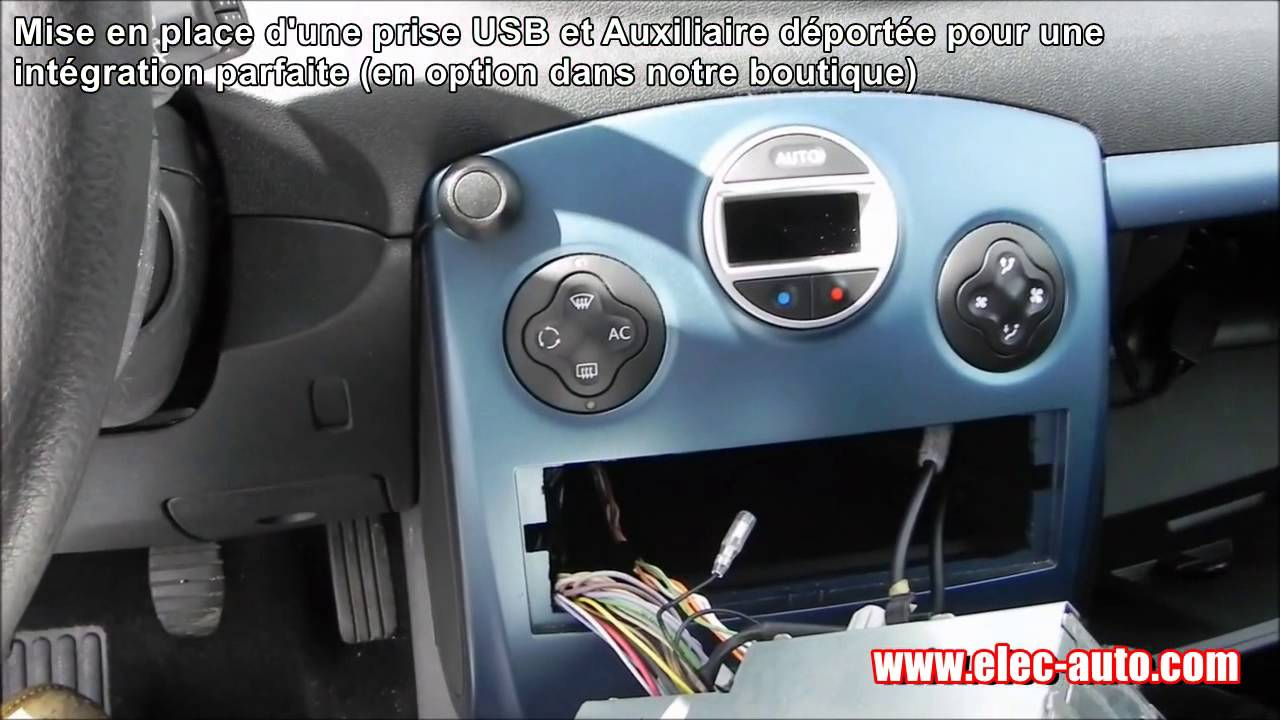 lire des mp3 sur cl usb ou carte sd avec l 39 autoradio d 39 origine renault clio autoradio update. Black Bedroom Furniture Sets. Home Design Ideas