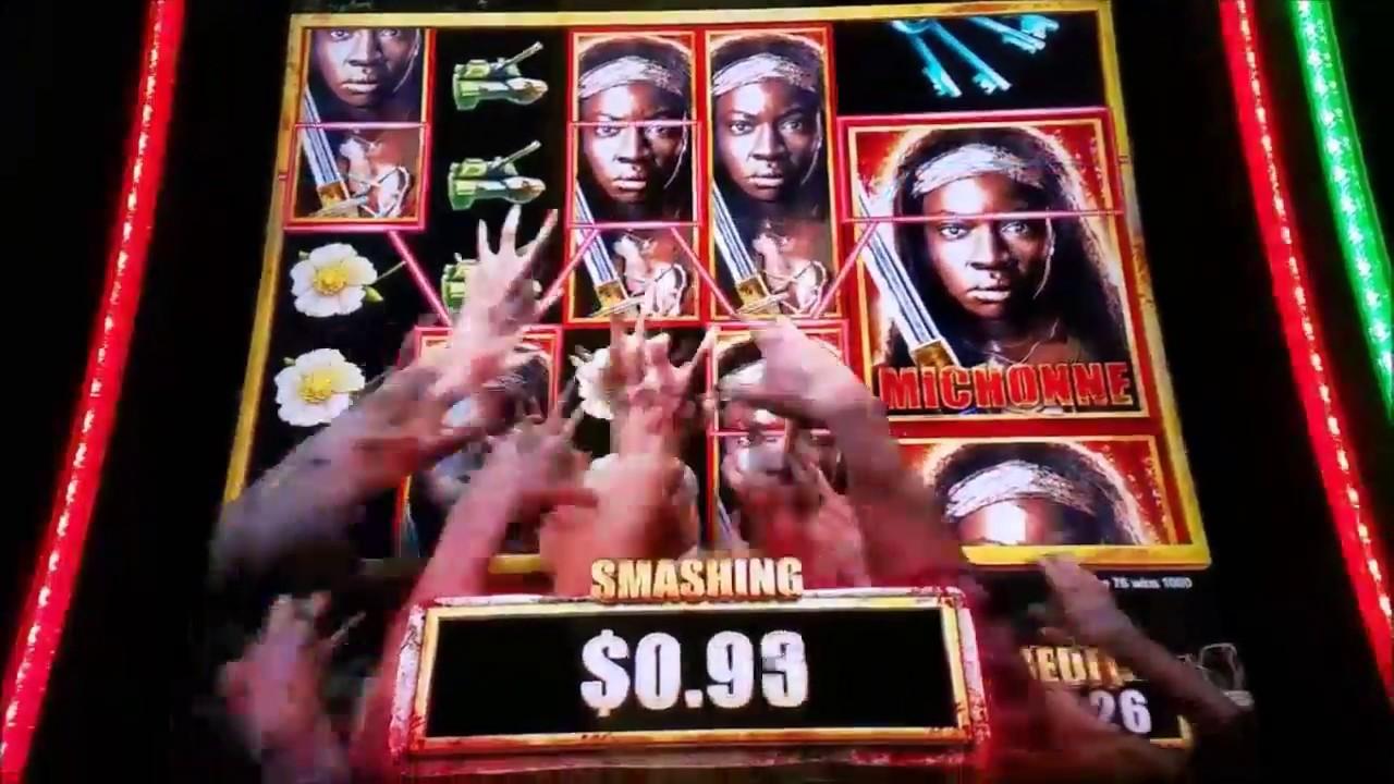 walking dead 2 slot machine