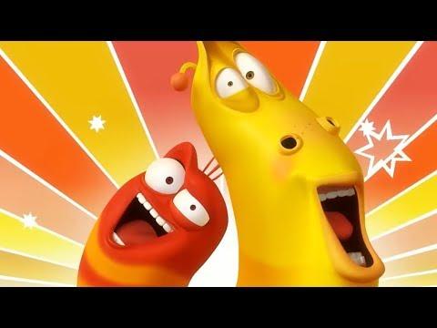 LARVA - LARVA SONG | Cartoons For Children | Larva Full Movie | Larva Cartoon | LARVA Official