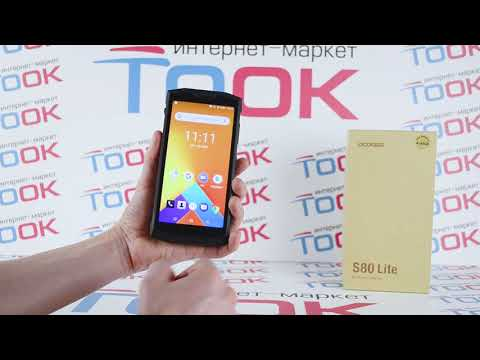 Doogee S80 Lite: Обзор защищенного телефона с мощным процессором и огромной батареей на 10080 мАч!