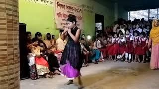 Bangla music dance sn.school girl kashinathpur,pabna