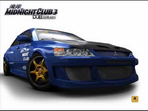 Midnight Club 3 Soundtrack - Apathy - Drive it Like I Stole It