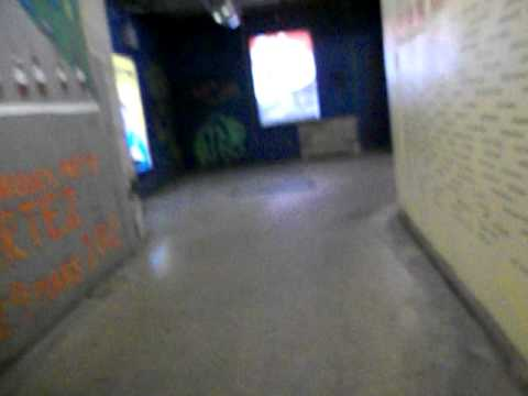The Tunnels at University Laval