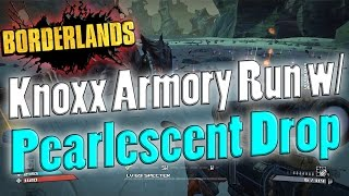 Borderlands | Crawmerax And Armory Run With Pearlescent Drop #1