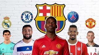 In this video, i'm going to provide you with all the latest transfer news. according reports, paul pogba is man be linked ba...