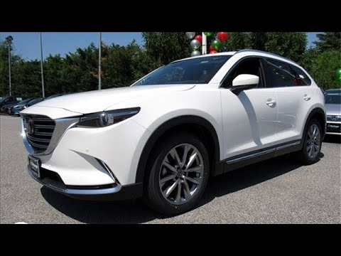 New 2019 Mazda CX-9 Lutherville MD Baltimore, MD #Z9321338O - SOLD