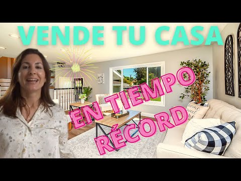 TIPS para vender o alquilar tu casa en tiempo récord:       HOME STAGING