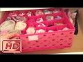 Kids Room Organization : Dresser Drawers