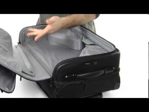 Briggs & Riley Baseline Domestic Carry-On Upright Garment Bag SKU ...