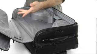 Briggs & Riley Baseline Domestic Carry-On Upright Garment Bag SKU:#8092756