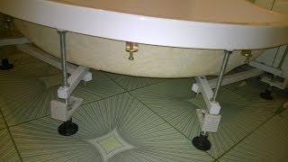 Як зібрати піддон душової кабіни Korra k-621 з «Епіцентру» (Як правильно встановити)