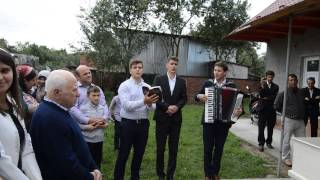 Parinte sfânt naintea Ta + Tu faci minuni - Lucian, Daniel și Filip (Cluj)