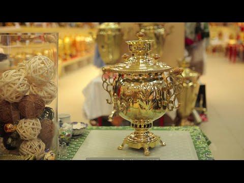 Тульский самовар — настоящий подарок с русской душой.