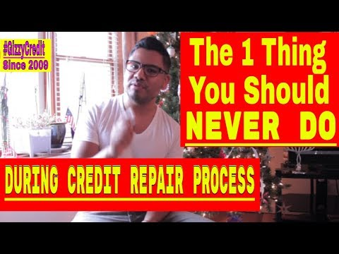 "Must Watch!! 48 Inquiries Removed in 3 weeks! Don't Run Your Credit While in ""Credit Repair"" process"