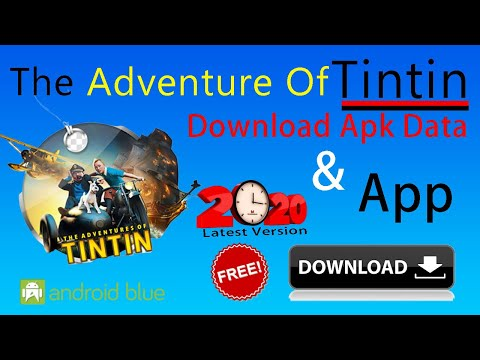 Download The Adventure Of Tintin Apk + Data | Free Download | Tutorial |