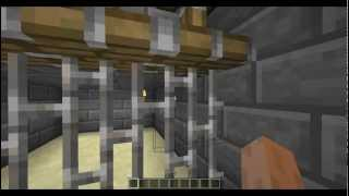Puerta Portcullis - Minecraft Tutorial