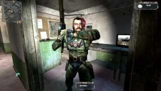 видео Сталкер, как получить хорошую пушку в начале игры