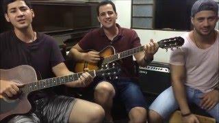 Louca de Saudade - Jorge e Mateus (cover) - Acústico ao Cubo