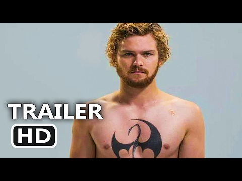IRON FIST Season 1 Official Trailer (2017)...